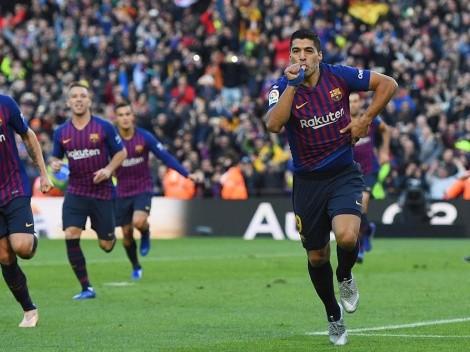 La última vez que Barcelona ganó El Clásico en el Camp Nou fue sin Messi, y por goleada