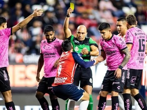 Ramos Rizo destrozó a Juan Esquivel por favorecer a Chivas