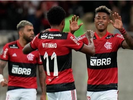 El plan de Flamengo para jugar la Champions League