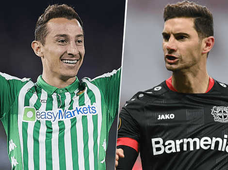 EN VIVO: Real Betis vs. Bayer Leverkusen por la Europa League