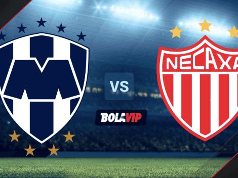 Dónde ver Monterrey vs. Necaxa EN DIRECTO | Fecha, horario y canales de TV del partido por el Torneo Grita México A21 por la Liga MX | J15