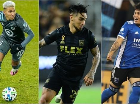 Los jugadores más destacados de la Semana 31 en MLS 2021