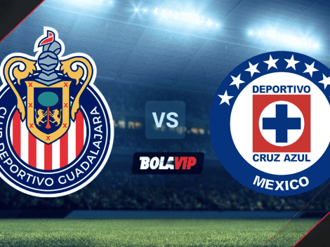 Dónde ver Chivas de Guadalajara vs. Cruz Azul EN DIRECTO | Fecha, horario y canales de TV del partido por el Torneo Grita México A21 por la Liga MX | J15
