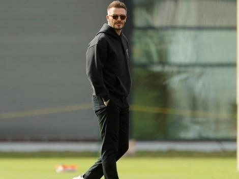 Se le acabó la paciencia a David Beckham: Inter Miami partirá de cero en 2022