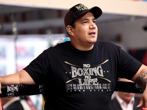 La descomunal bolsa que se lleva Eddy Reynoso por ser entrenador de Canelo Álvarez