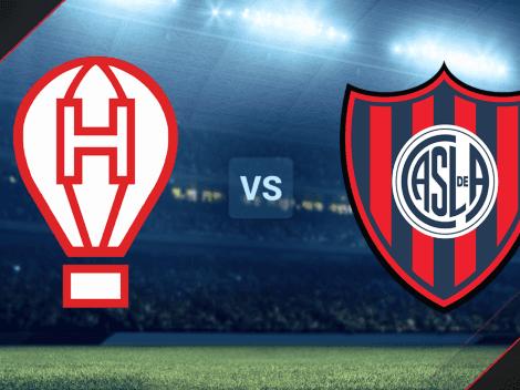Cuándo juegan Huracán vs. San Lorenzo de Almagro por la Liga Profesional: Hora y canal de TV para ver EN VIVO