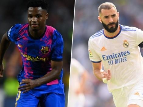 Barcelona vs Real Madrid: 5 duelos que pueden decidir el Clásico