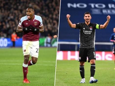 Lyon y West Ham se afianzan como candidatos: el resumen de la jornada de la Europa League