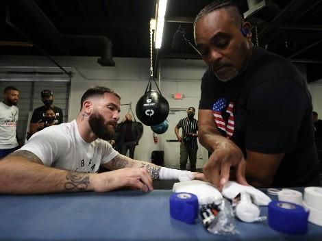 Una leyenda del boxeo aconsejó a Caleb Plant y habló de los fanáticos Canelo