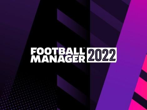 Ya está disponible la beta de Football Manager 2022 para quienes lo precompraron