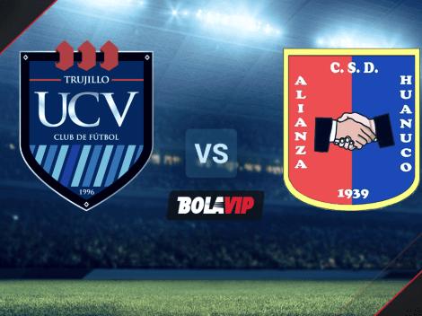 Qué canal transmite César Vallejo vs. Alianza Universidad por la Liga 1 de Perú