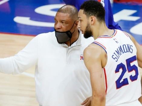 Ben Simmons y el nuevo capítulo de su novela con los Philadelphia 76ers
