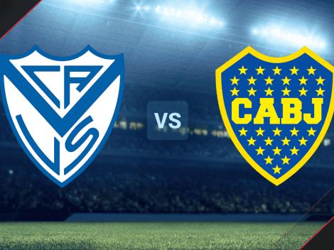 Cuándo juegan Vélez Sarsfield vs. Boca Juniors por la Liga Profesional: Hora y canal de TV para ver EN VIVO