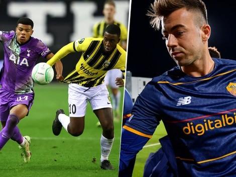 Las increíbles derrotas de Tottenham y Roma ante modestos equipos en Conference League