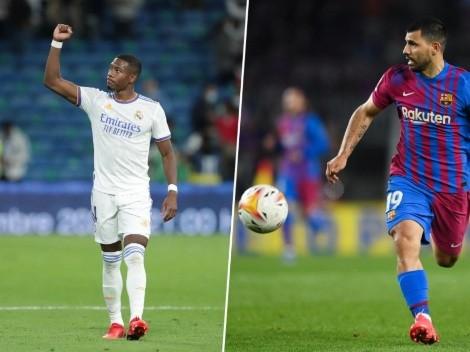 Los jugadores que podrían debutar en el Barcelona - Real Madrid