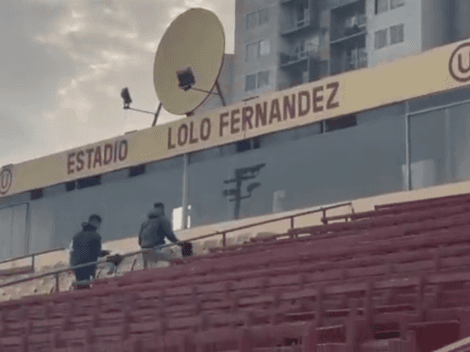 Imágenes exclusivas del 'Estadio Lolo Fernández' y su impresionante remodelación
