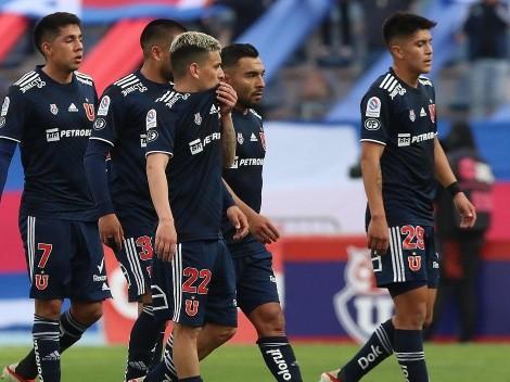 Universidad de Chile no pudo con Palestino y suma seis partidos sin ganar