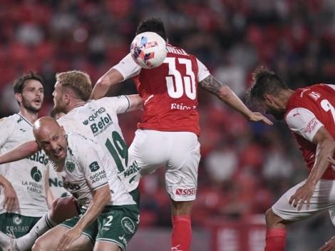 Independiente sigue decepcionando e igualó con Sarmiento como local