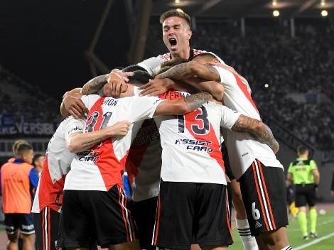 River y Boca, adentro: así quedó la tabla de clasificación a la Libertadores 2022