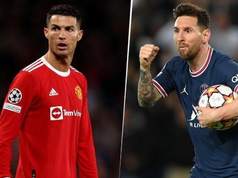 Un campeón del mundo señala al heredero de Cristiano Ronaldo y Lionel Messi