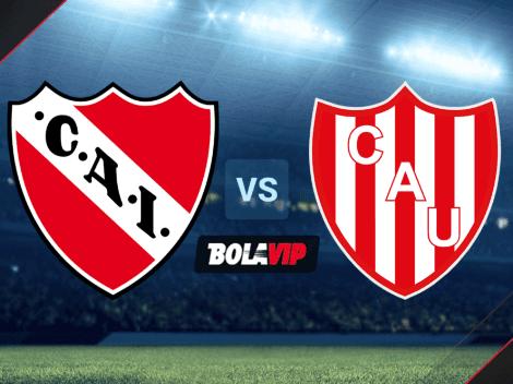 Cuándo juegan Independiente vs. Unión por la Liga Profesional: Hora y canales de TV