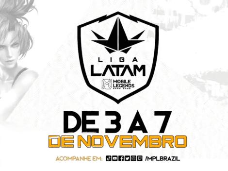 Participantes da Liga LATAM de Mobile Legends são revelados