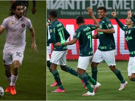 Inter Miami ya tiene al reemplazante de Rodolfo Pizarro: un campeón de América