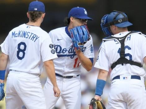 """Los Angeles Dodgers es un """"hospital"""": otro jugador fuera de Postemporada por lesión"""