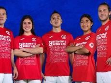Sí hay uniforme nuevo: Cruz Azul estrenará playera roja ante América