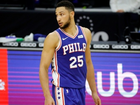 Ben Simmons se reúne con Philadelphia 76ers... ¡Y hay novedades!