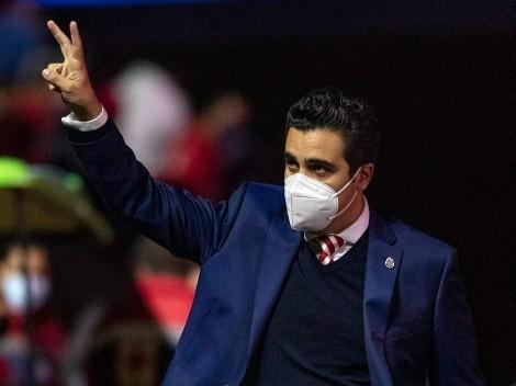 Para Michel Leaño a Chivas aún le quedan tres finales por jugar
