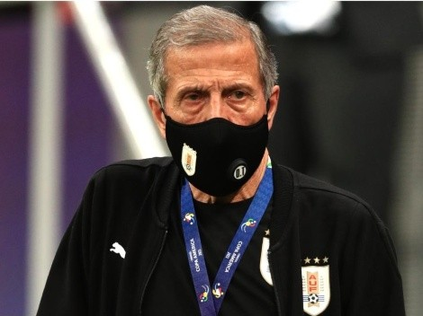 Tabárez mantiene la base: Uruguay reservó 32 jugadores para noviembre