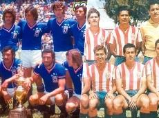 Como en los buenos tiempos: Cruz Azul y Chivas lucirán uniformes históricos