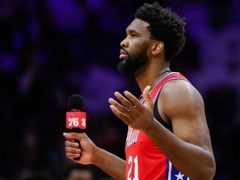 El mensaje de Joel Embiid para los fanáticos de los Philadelphia 76ers sobre Ben Simmons