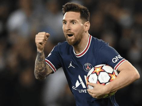 El posteo de Messi en la previa del clásico entre PSG y Marsella