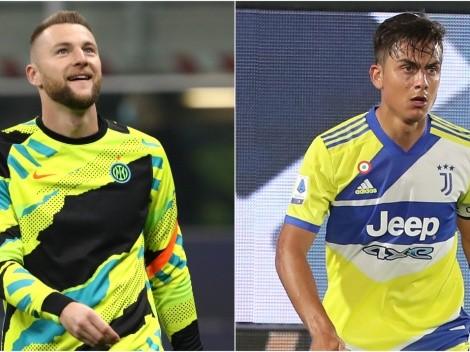 Internazionale x Juventus: saiba como assistir o jogo AO VIVO da Serie A