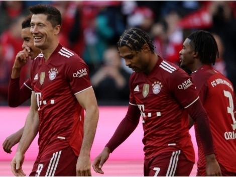 Bayern Múnich sigue dominando la Bundesliga tras golear a Hoffenheim