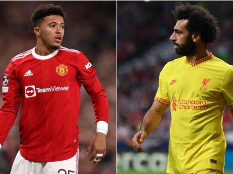 Manchester United x Liverpool: saiba como assistir o jogo AO VIVO da Premier League