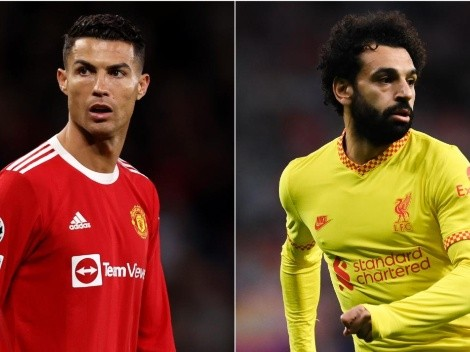 Liverpool vence United de goleada com direito a hat trick de Salah