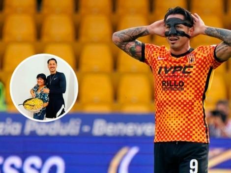 ¡Celebró con chaufa! Lapadula compartió plato que le cocinó su mamá tras su gol con el Benevento