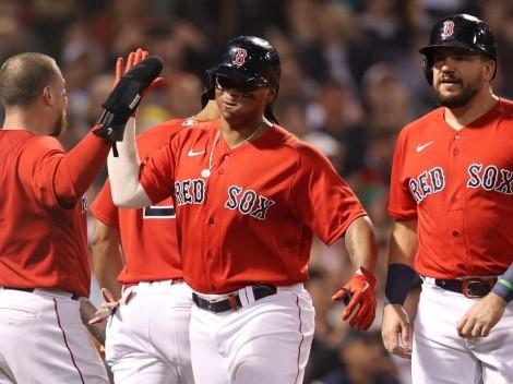 Figura de los Boston Red Sox reveló la lesión con la que jugó la Serie de Campeonato