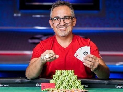 Josh Arieh ganha terceiro bracelete da carreira no mundial de poker e reivindica vaga no hall da fama