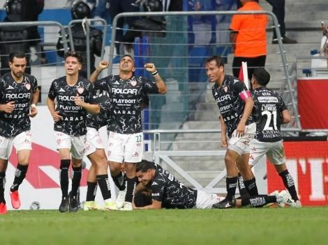 ¡Cuatro sin ganar! Rayados jugó mal y perdió en el último minuto ante Necaxa