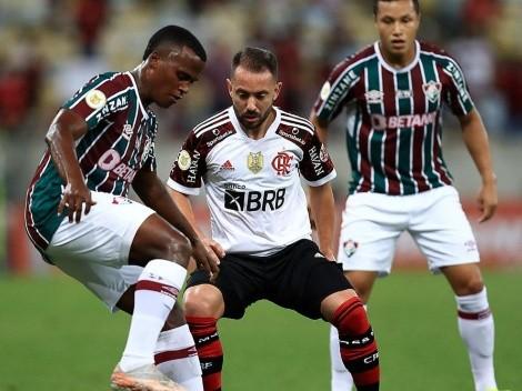 Clásico carioca: Fluminense fue una aplanadora y venció 3-1 a Flamengo