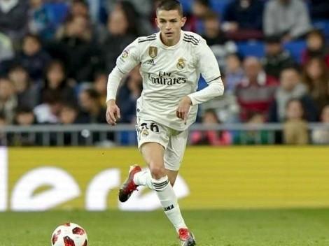 Álvaro Fidalgo, producto del Real Madrid, comparado con Andrés Iniesta, astro del Barcelona