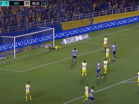 VIDEO | ¿Está para la Selección? Broun se vistió de héroe y evitó la igualdad de Rosario Central con un enorme tapadón