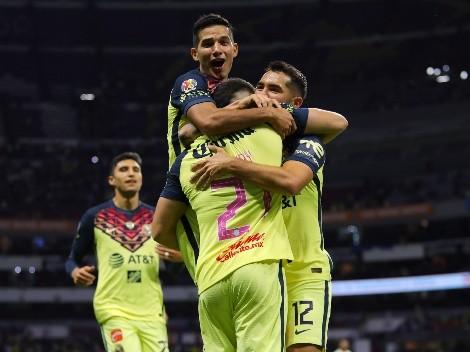 América frenó a Tigres y se consolidó como Superlíder del torneo