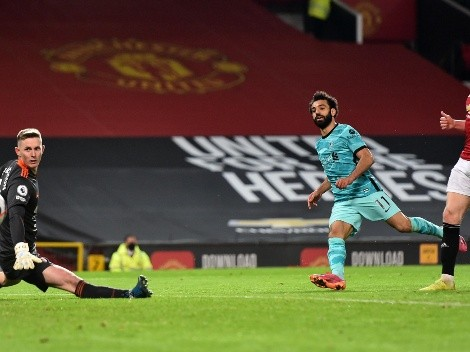 Liverpool tem retrospecto positivo diante do Manchester United