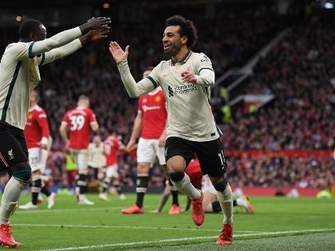 Es un escándalo: el Manchester United pierde 0-4 contra el Liverpool, en 45 minutos