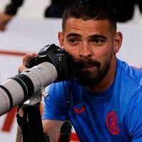 El nuevo jersey de portero de Cruz Azul que lució Andrés Gudiño
